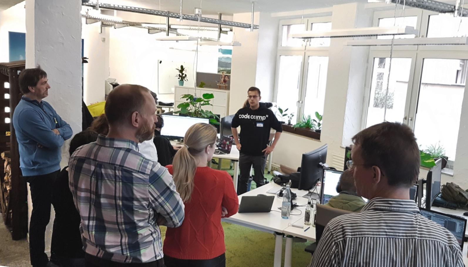 Foto von Arbeitskreis Agile in CODECAMP:N