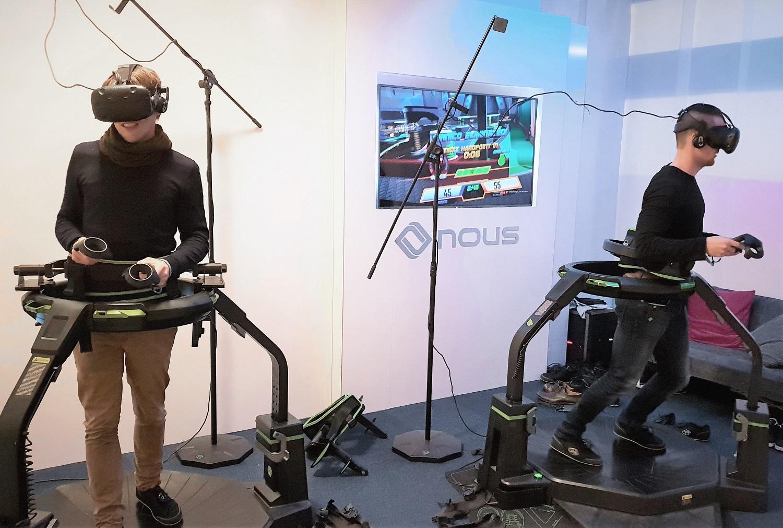 VR und AR Experience bei Nous