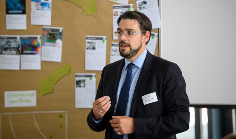 Lehrbeauftragter für Innovationsmanagement