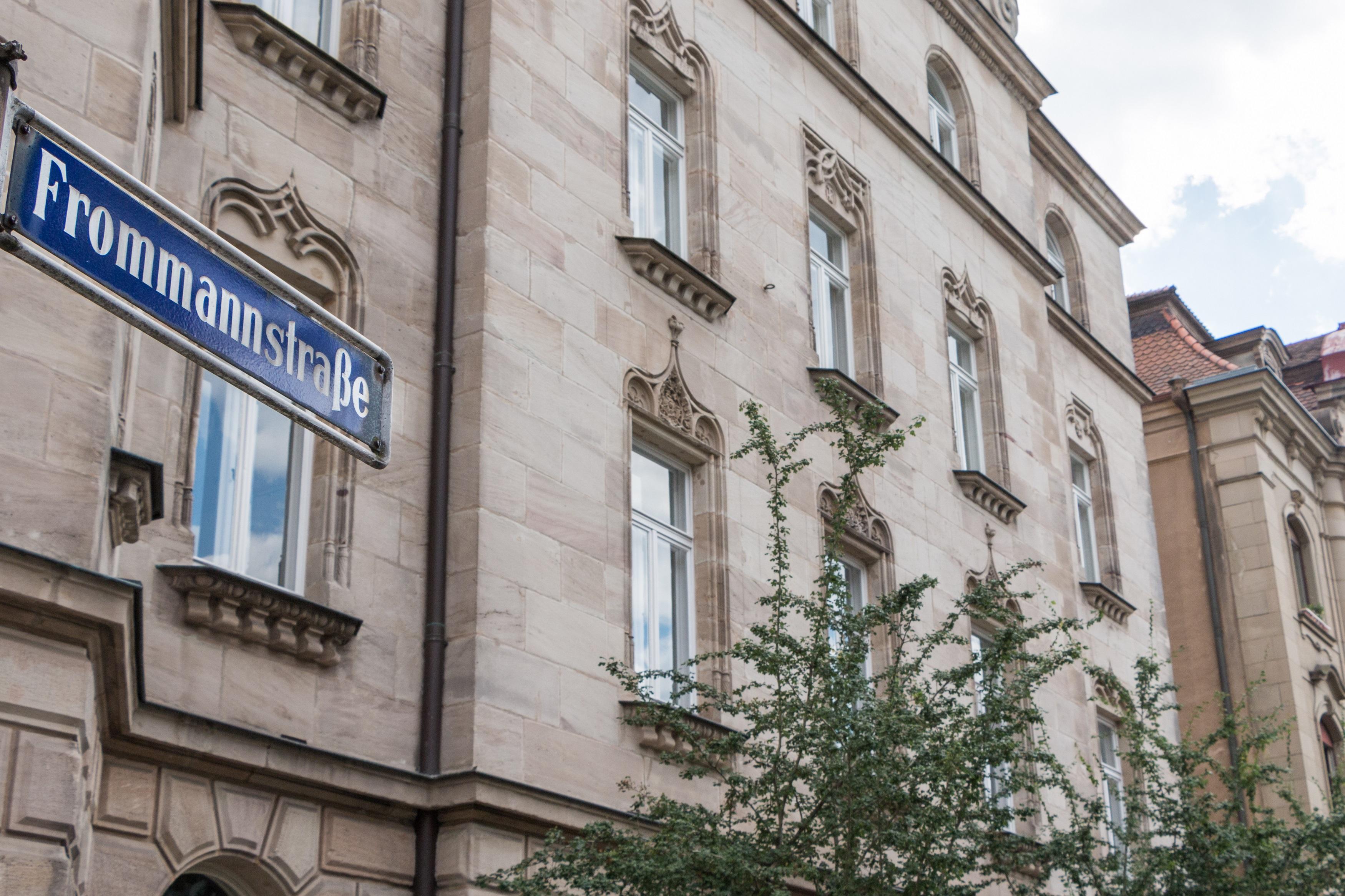 Büro Frommannstraße Nürnberg Vend Consulting GmbH
