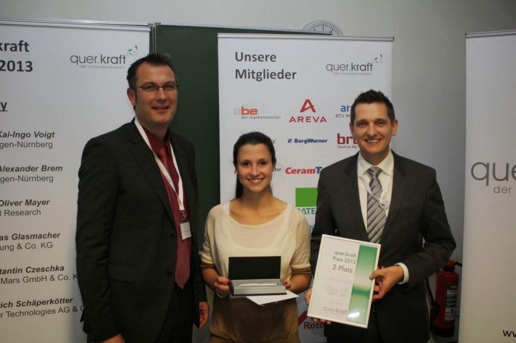 quer.kraft Preis 2014
